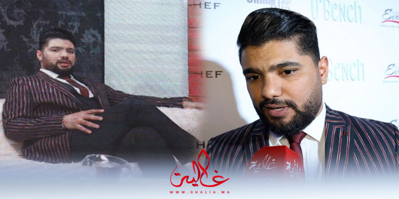 """صورة فريد غنام يشعل حماس الحضور في حفل إطلاق """"باردة""""- فيديو"""