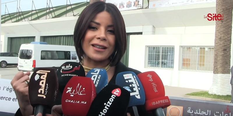 """صورة ليلى الحديوي لـ""""غالية"""":سيدات شوبينغ منقلناهش من فرنسا -فيديو"""