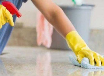 4 حيل بسيطة لتنظيف وتلميع الرخام