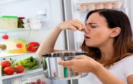 تخلصي من الروائح الكريهة داخل الثلاجة بطرق بسيطة