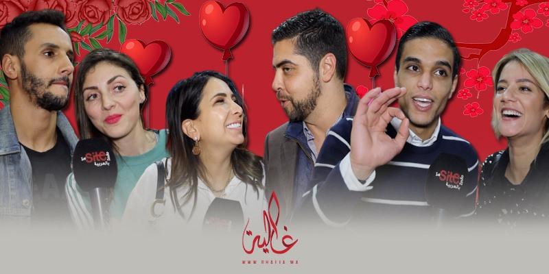 "Photo of أشهر ""كوبلات"" الأنستغرام يكشفون سر سعادتهم يوم عيد الحب ويوجهون نصائح لأزواج المغاربة- فيديو"