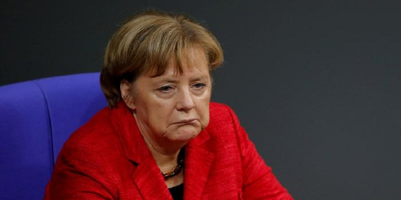 "Photo of الكشف عن نتيجة تحليلات إصابة المستشارة الألمانية بفيروس ""كورونا"""