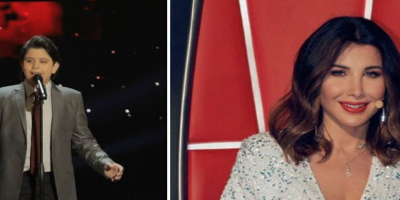 "Photo of متسابق بفريق نانسي عجرم يخطف لقب ""ذا فويس كيدز"" -فيديو"