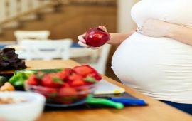 5 أغذية تقوي مناعة جسمك خلال فترة الحمل