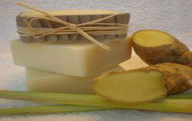 طريقة صناعة صابون الزنجبيل للتخلص من مشكلة السيلوليت بالجسم