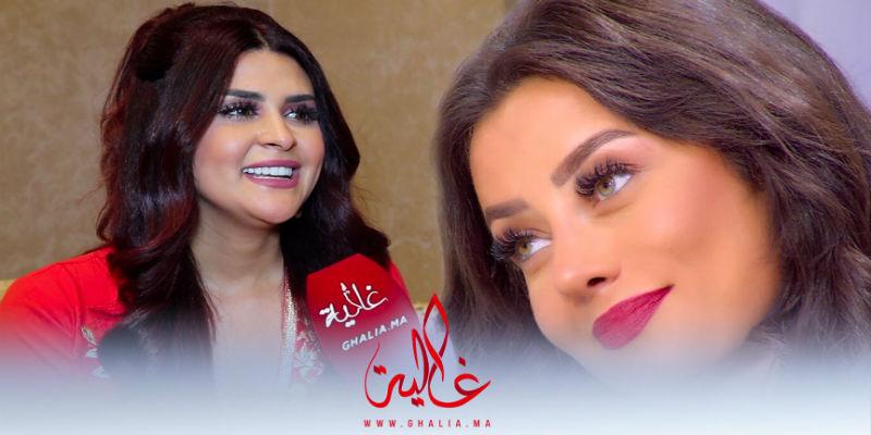 صورة سلمى رشيد توضح حقيقة خضوعها لعمليات التجميل وتصرح: رضوى الشربيني جميلة لكن ماديروش بنصائحها – فيديو