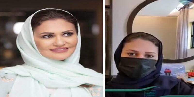 إعلامية عربية تعلن إصابتها وبناتها بفيروس كورونا