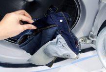 الطريقة الصحيحة لغسل بنطلون الجينز دون تغير لونه