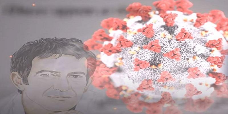 """صورة نعمان لحلو يترجم أغنية """"كورونا"""" للغة الإشارة والإنجليزية -فيديو"""