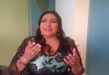 زينب ياسر تتبرع لمساعدة الفنانين المغاربة – صورة