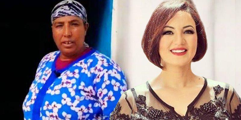 """صورة سناء عكرود تدخل على خط قضية سجن """"مي نعيمة"""" -صورة"""