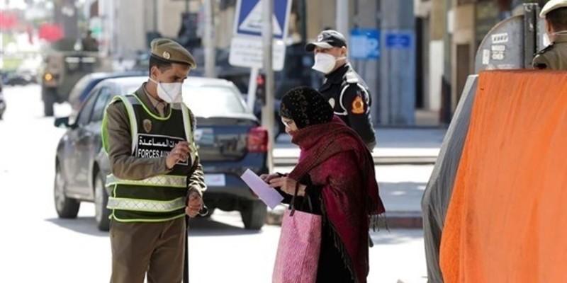 صورة وزارة الداخلية توجه للمغاربة بلاغا شديد اللهجة حول ارتداء الكمامات