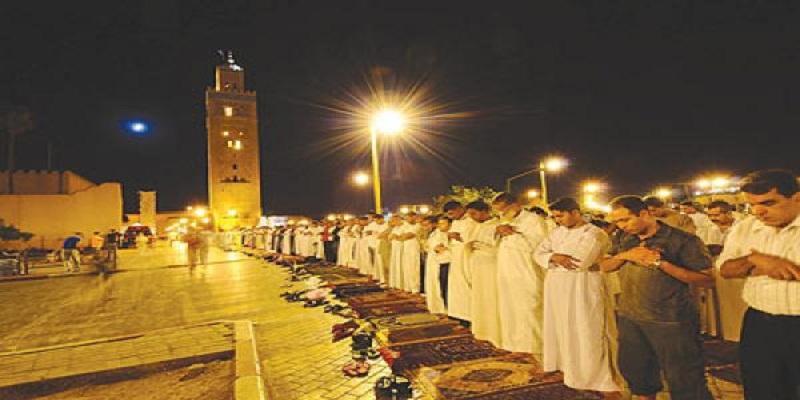 صورة هل تسمح وزارة الأوقاف الإسلامية بإقامة صلاة التراويح في رمضان؟