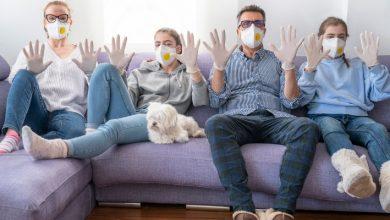 صورة كيف تعيش مع مصاب بكورونا في نفس البيت بدون انتقال العدوى إليك؟