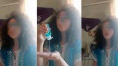 "Photo of فيديو صادم لفتاة حرفت القرآن بـ""سورة كورونا"""