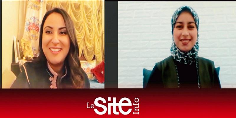"Photo of الإعلامية إيمان أغوتان ضيفة على ""الوجه الآخر"" -فيديو"