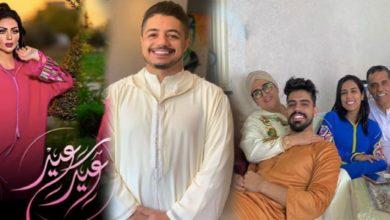 "Photo of مشاهير ألزمتهم جائحة ""كورونا"" على الاحتفال بعيد الفطر في منازلهم -صور"