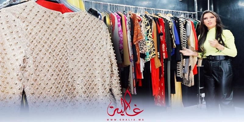 Photo of تصاميم رمضان.. مريم الرفاعي تبدع في تصاميم عصرية مبتكرة -فيديو