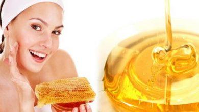 صورة وصفات طبيعية بالعسل لتقشير البشرة