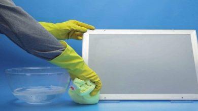 Photo of حيل سهلة وسريعة لتنظيف أبواب ونوافذ الألمنيوم