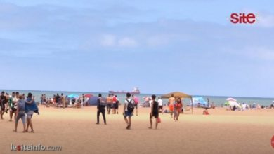 صورة من شاطئ المحمدية.. المواطنون يشيدون بوعي المصطافين وتطبيق السلطات للإجراءات الوقائية ضد كورونا – فيديو