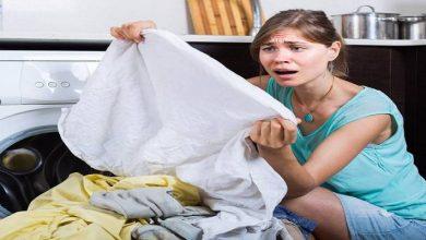 Photo of 3 طرق لإزالة الصدأ من الملابس البيضاء