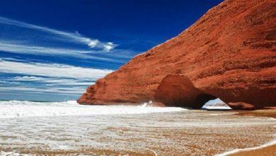 """Photo of قرية """"ميرلفت"""".. أفضل وجهة سياحية بجنوب المغرب"""
