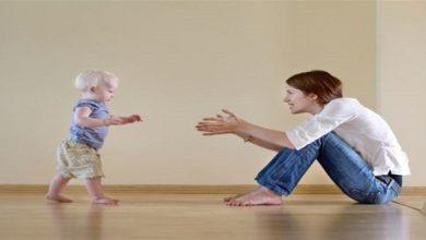 Photo of متى يبدأ الطفل بتعلم المشي؟