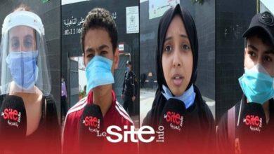 Photo of تلاميذ الباكالوريا يشيدون بالإجراءات الوقائية ضد كورونا خلال الإمتحانات – فيديو