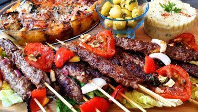 صورة وصفات عيد الأضحى.. 3 سلطات صحية مرافقة لوجبة الغذاء