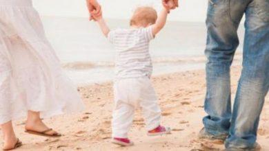 صورة نصائح لمساعدة طفلك على تعلم المشي