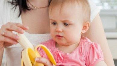 صورة تعرفي على أضرار تناول الرضيع لفاكهة الموز