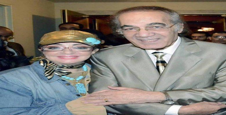 زوجة الفنان محمود ياسين تصدم جمهوره فيديو
