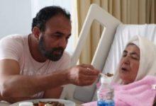 صورة الوالي يكشف تفاصيل الحالة الصحية لوالدته