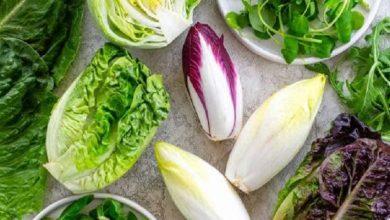صورة تعرفي على أفضل 3 خضروات ورقية خضراء للحفاظ على صحتك