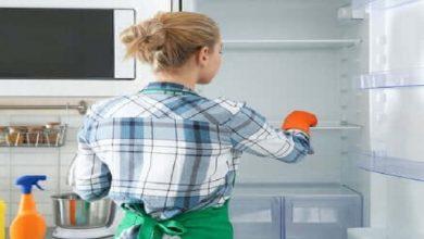 صورة 4 حيل للحفاظ على نظافة ثلاجتك