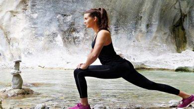 صورة تمارين رياضية تساعد على إبراز الأرداف والمؤخرة – صور