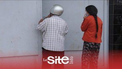 صورة آباء وتلاميذ يتفاجؤون بإغلاق المدارس بعد بلاغ الحكومة المتأخر – فيديو