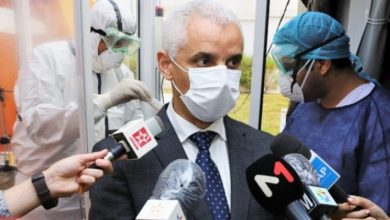 صورة بعد تزايد الحالات المصابة بكورونا.. تصريح جديد لوزير الصحة يثير قلق المغاربة
