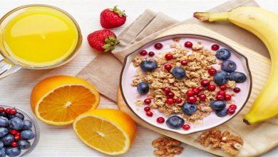 صورة 4 أطعمة صحية يمكن تناولها في وجبة الفطور