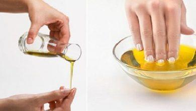 صورة طريقة علاج الأظافر من التشقق