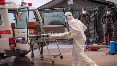 صورة حصيلة الخميس.. تسجيل 80 حالة وفاة جديدة بسبب فيروس كورونا في المغرب