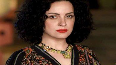 صورة فنانة مصرية شهيرة تتحدث عن تهديدها بالقتل من طرف معجب