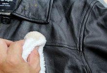 صورة كيف تتخلصين من تشققات الملابس الجلدية؟