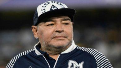 صورة وفاة نجم كرة القدم دييغو مارادونا