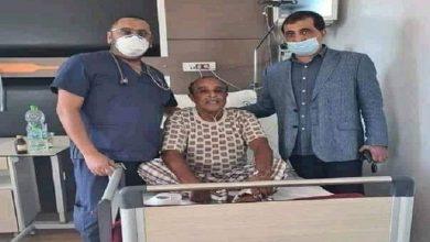 صورة تفاصيل صورة سعيد الناصري داخل مصحة