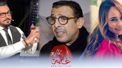 صورة في تصريح مثير.. مصطفى لخصم يعبر عن حبه لمجدولين الإدريسي ويقصف رشيد العلالي -فيديو