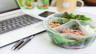 صورة أفكار وجبات خفيفة وسريعة لفترات العمل