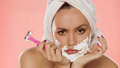 صورة 4 خطوات أساسية لإزالة شعر الوجه بالمنزل