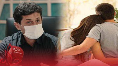 """صورة خصائي يكشف لـ""""غالية"""" مضاعفات الفيروس الحليمي-فيديو-"""